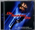 DIE ANOTHER DAY (SOUNDTRACK) - GERMANY ENHANCED CD ALBUM
